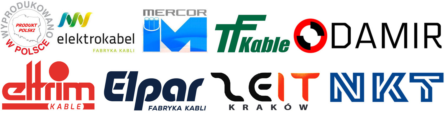 polscy producenci kabla logo